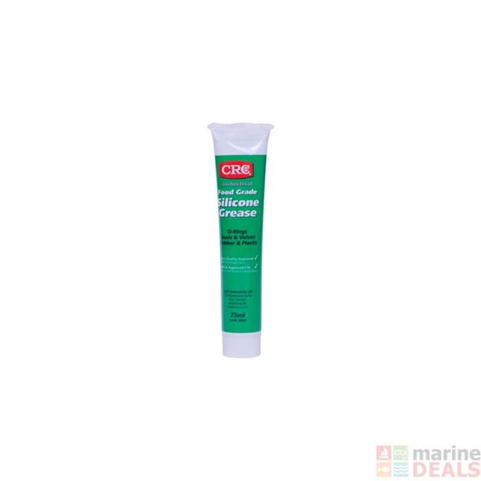 CRC Food Grade Silicone Grease 500ml