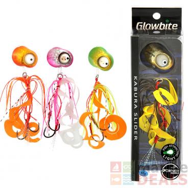 Glowbite K-Slider Flashing Lure