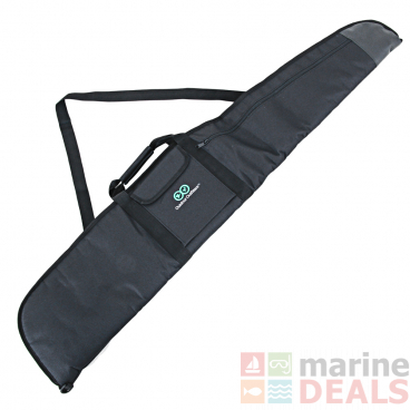 Outdoor Outfitters Deluxe Double Rifle Bag 132cm