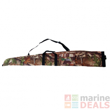 Outdoor Outfitters 52in Floating Shotgun Bag Camo