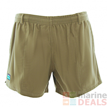 Ridgeline Mens Stalker Shorts Army Green