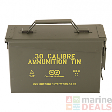Outdoor Outfitters 30Cal Ammo Box X1