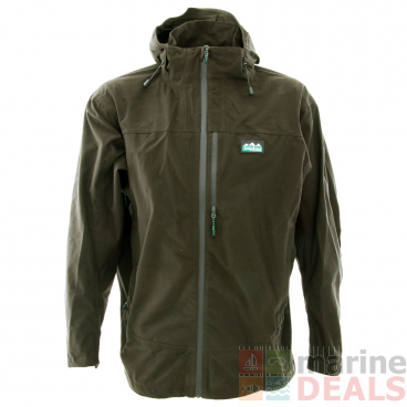 Ridgeline Assault Mens Jacket Nature Olive