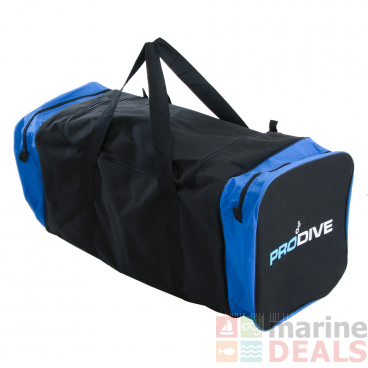 Pro-Dive Deluxe Double Pocket Dive Gear Bag 130L