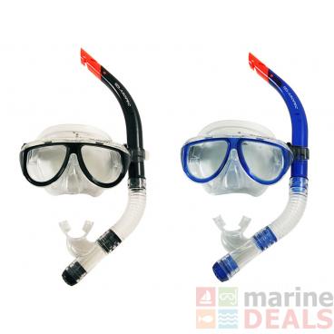 Aropec Adult Dive Mask and Snorkel Set
