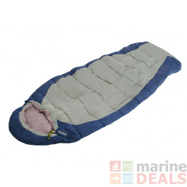 Coleman Outlander Deluxe Sleeping Bag with Hood