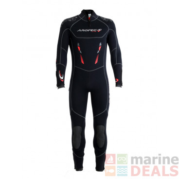 Aropec Prima Super-Stretch Semi-Dry Mens Wetsuit 7mm