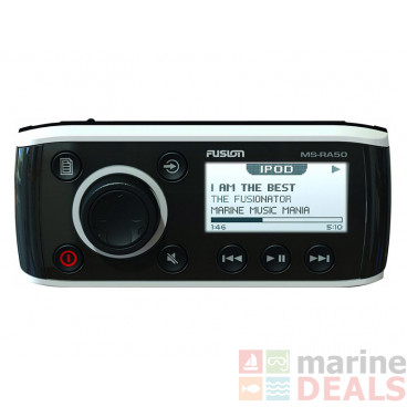 Fusion MS-RA50 Marine Stereo Head Unit