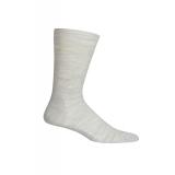 Icebreaker Merino Hybrid Lifestyle Cool-Lite Mens Socks Blizzard Heather