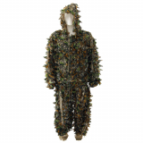 Outdoor Outfitters Ghillie Suit Leaf 3D Woodland Size XL-XXL