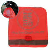Marine Deals Outboard Towing Flag Bag