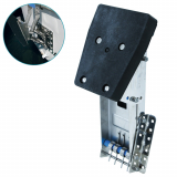 Stainless Steel Retractable Outboard Motor Bracket