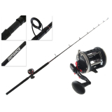 PENN Defiance 25 Level Wind Star Drag Combo 6ft 8-12kg 1pc