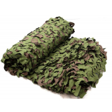 Outdoor Outfitters Game On Woodland Camo Net with Cram Bag 2.4m x 6m