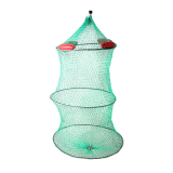 Live Bait Stainless Cage with Floats 55 x 75cm