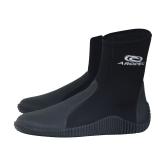 Aropec Neoprene Zipper Dive Boots 5mm