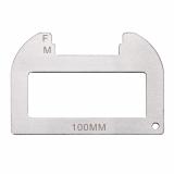 Aluminium Scallop and Cray Measure