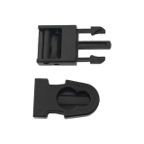 Replacement Fin Buckle and Clip