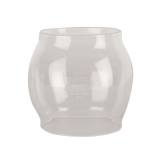 Coleman 550 Bulge Type Clear Replacement Globe for Lanterns
