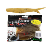 Squidgies Pro  Flick Bait with S-Factor Attractant 110mm Flash Prawn