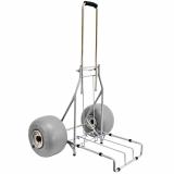 WheelEEZ Folding Beach Cart Large