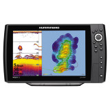 Humminbird Helix 12x G1 CHIRP GPS/Fishfinder with Transom Mount Transducer
