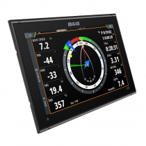 B&G Vulcan 12 Multifunction Sailing Chartplotter with 4G Radar