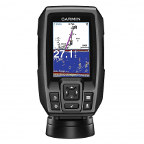 Garmin STRIKER 4dv CHIRP DownVu Fishfinder with GPS and GT20-TM Transducer