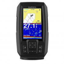 Garmin STRIKER Plus 4 Fishfinder with GPS Track Plotter