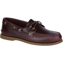 Sperry Mens Authentic Original 2-Eye Boat Shoes Amaretto