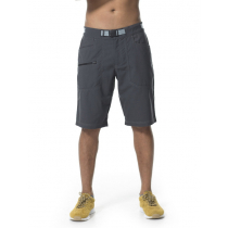 Icebreaker Mens Compass Shorts Monsoon/Black 30