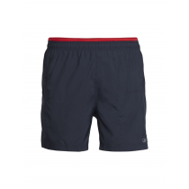 Icebreaker Mens Strike Lite Shorts Stealth/Rocket M