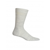 Icebreaker Merino Hybrid Lifestyle Cool-Lite Mens Socks Blizzard Heather