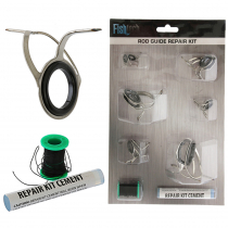 Fishtech 12-Piece Rod Guide Repair Kit