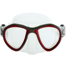 Neptune M8 Dive Mask Red