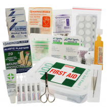 83 Piece First Aid Kit - Dinghy