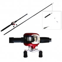 Fishtech Pre-Rigged Sabiki Combo with Line 7ft 2pc