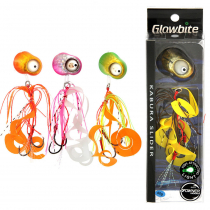 Glowbite K-Slider Flashing Lure