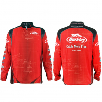 Berkley Mens Pro Fishing Jersey