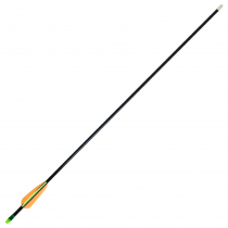 Bandit Single Fibreglass Arrow 28in