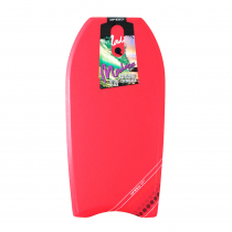 Maddog Speed Bodyboard 44in Red