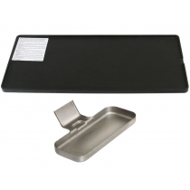 Coleman HyperFlame Full Griddle with Grease Cup