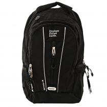 Explore Planet Earth Manhattan Daypack 35L Black