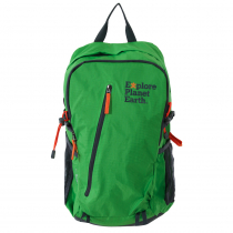 Explore Planet Earth Ariel Daypack 28L Green