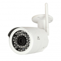 Outdoor Wi-Fi IP Camera with Infrared LEDs 720p