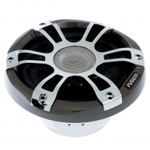 Fusion Signature 2-Way Coaxial Sports Chrome Marine Speakers with LED 6.5in 230W