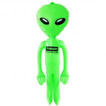 Fusion Inflatable Alien 3ft