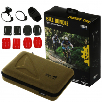 SP Gadgets 12-Piece Bike Bundle for Action Camera