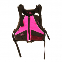 BLA Blademaster Womens Level 50 PFD Life Vest Fuchsia