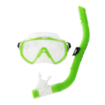 Pro-Dive Kids Silitex Dive Mask and Snorkel Set
